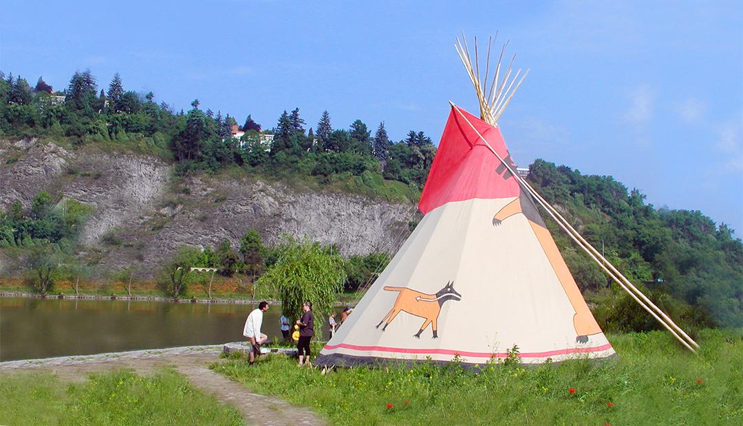 World Tents Tipi 3 & World Tents Tipi 3 - World Tents